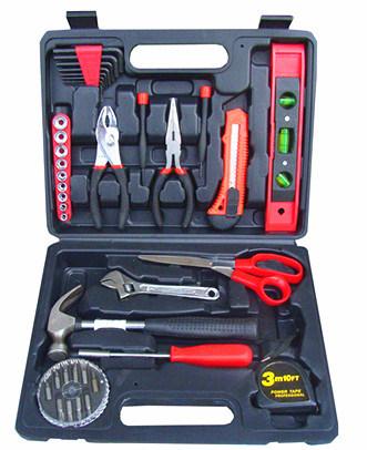 38PCS Promotional Household Tool Kit (FY1038B1)