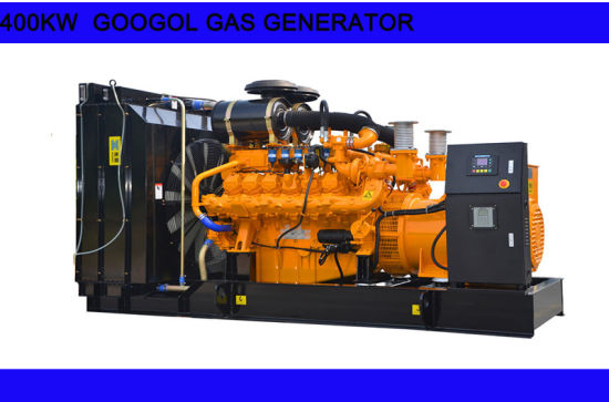 50hz Natural Gas 400kw Chp For Electricity And Heat Generator