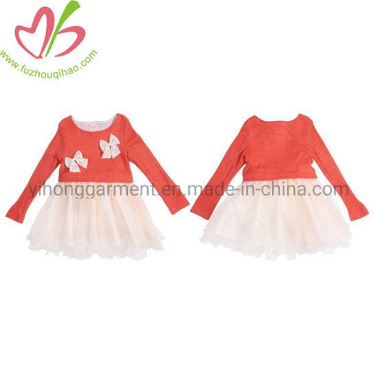 1c6c5edee7341 [Hot Item] Frock Pictures Winter Princess Party Baby Girl Tutu Dress