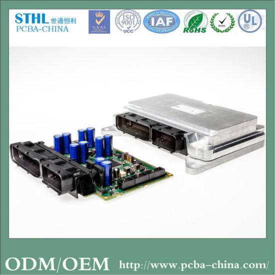 China Professional One-Stop Car ECU PCB/PCBA pictures & photos