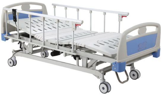 Electric Five Functions Hospital Bed (SK-EB103) pictures & photos