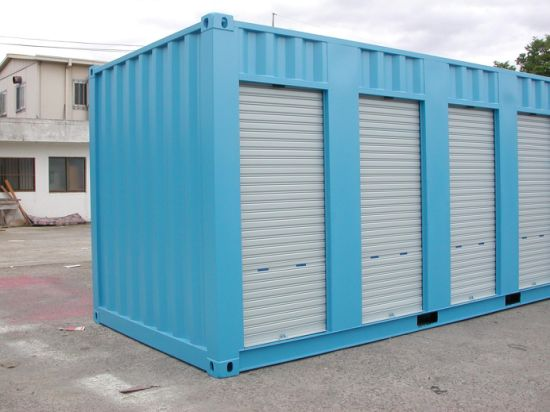 Portable Storage Container with ISO BV Certificed
