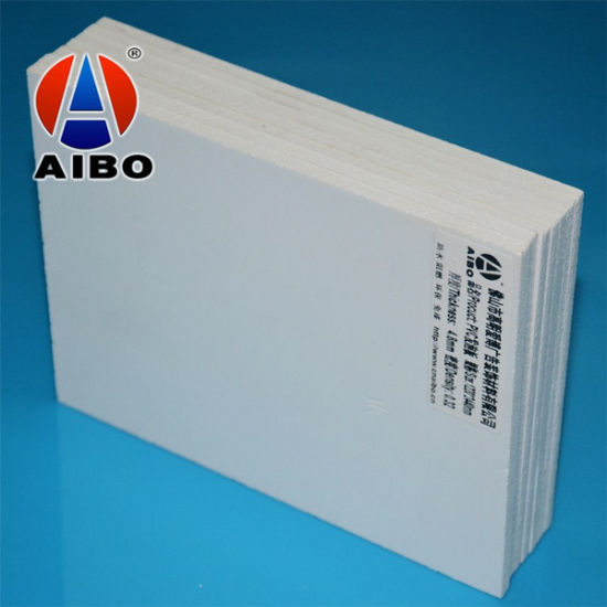 Good Quality White PVC Rigid Sheets for Cabinet