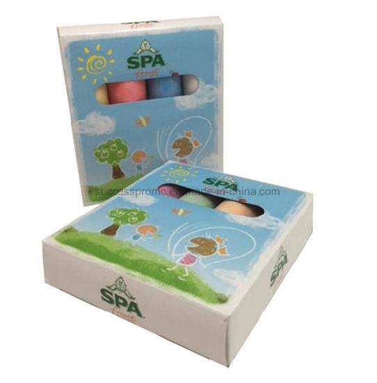 Promotion Color Chalk Set in Color Box