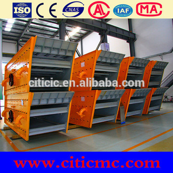 Citicic Circular Vibrating Screen for Ore Dressing pictures & photos
