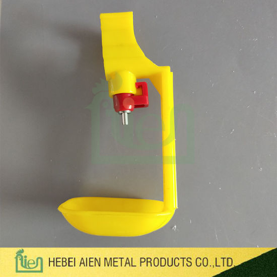Best Price Poultry Nipple Drinker for Chicken Farm with Cup