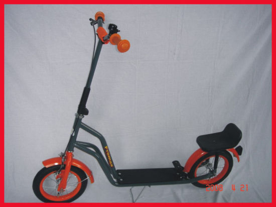 """12"""" Steel Frame Foot Scooter (PB209)"""
