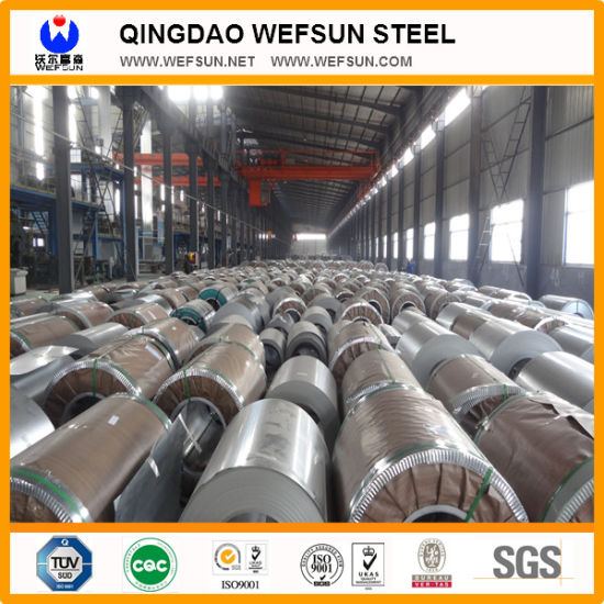 Hot Sale Hot Dipped Zinc Plating Steel Coil pictures & photos