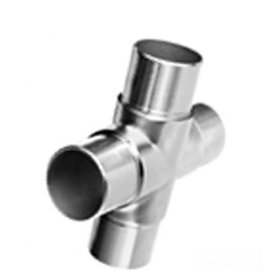 Cross Connector/ Flush Joiner/ Handrail Fitting pictures & photos