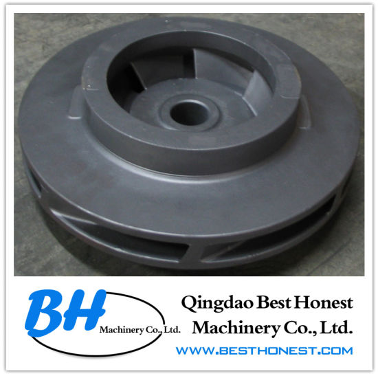 Cast Iron Pump Impellers pictures & photos