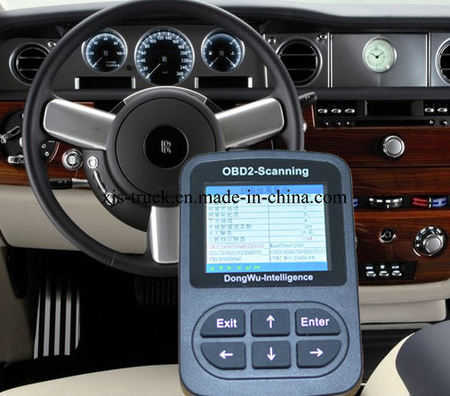 Auto Diagnostic Scanner Chery Byd KIA Great Wall Zhongxing Geely