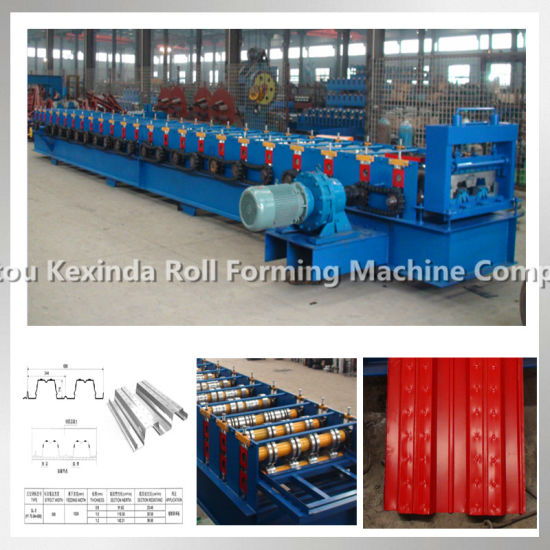 Glazed Tile Step Tile Roofing Roll Forming Machine pictures & photos