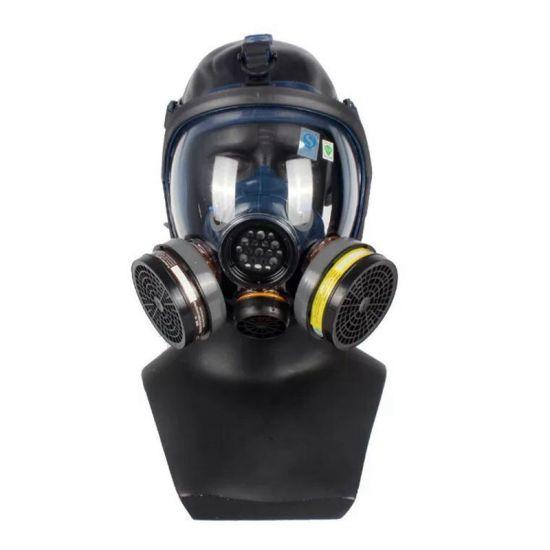 gas masks against viruses