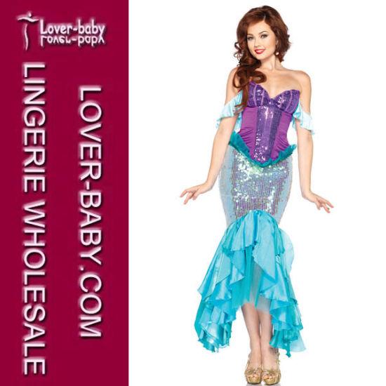 Halloween Costume Women Mermaid (L1401)