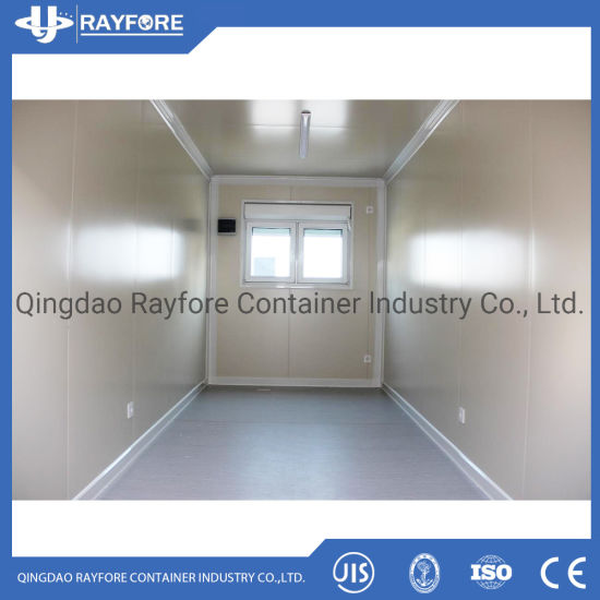 Iqngdao Rayfore Customized Europ Standard Ce Standard 20FT Container House (customized)