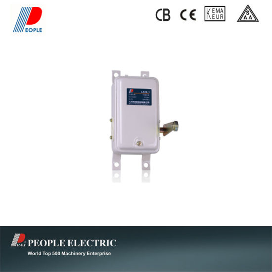 AC380V DC440V Limited Switch Travel Switch Lx22 pictures & photos
