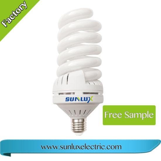 60W High Power CFL Bulb Light Spiral Saving Lighting Energy Saving Lamp
