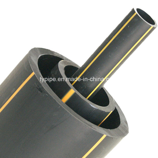 Dn 225mm PE100 High Quality PE Pipe for Gas Supply pictures & photos