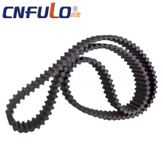 High Quality Double Sided Timing Belts D-8m D-5m D-14m D-H pictures & photos