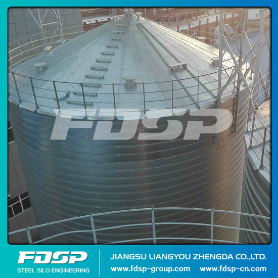 China Best Selling Small Grain Silos Grain Silo 500t for Sale pictures & photos