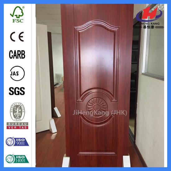 Interior Solid Wood Nature Melamine Door Skin
