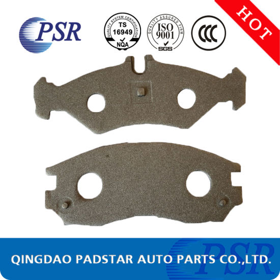 Truck Brake Pad Welded Mesh Backing Plate for Mercedes-Benz pictures & photos