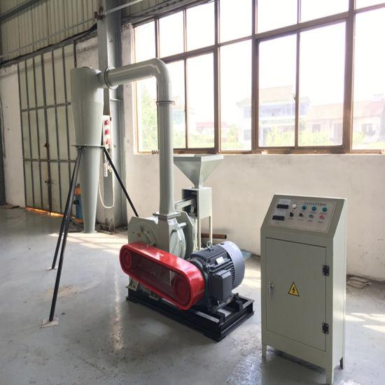 PVC PE High Speed Plastic Pulverizer/Milling Machine/Plastic Powder Miller