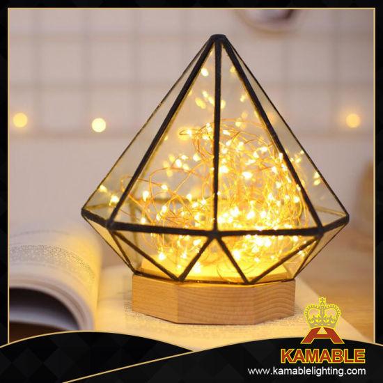 China Led Decoration Diamond Christmas Table Lamp Ka Stxt China