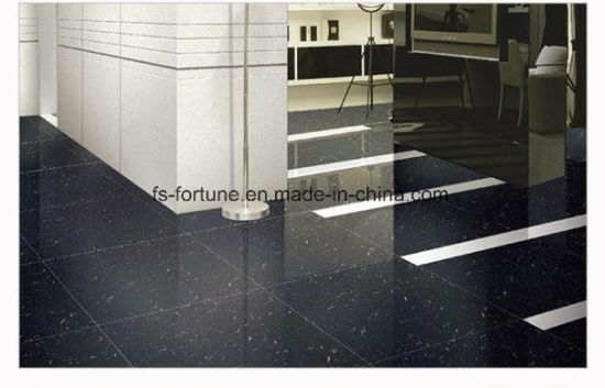 China Black Color Crystal Double Loading Building Material Polished