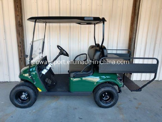 Wholesale New Original Ezgo Valor - Gas - Hunter Green Golf Cart