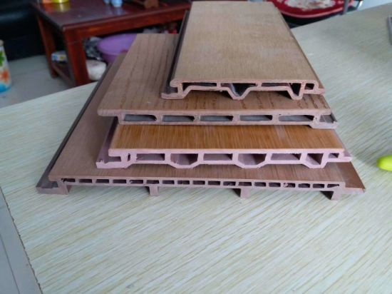 UV Resistant Co Extruded WPC Wall Caldding Panels