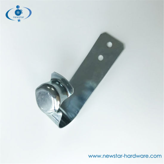 China OEM Stamping Stainless Steel Zinc Plated Spring Flat Sheet ...