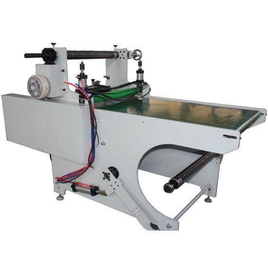 Laminated Sheet Cutting Machine with Slitting Function