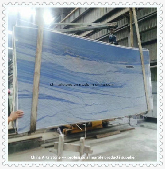 Luxury Natural Blue Quartz, Granite, Marble Countertop for Kitchen Project pictures & photos