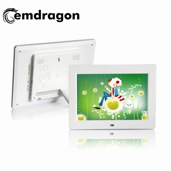 China Digital Photo Frame Ad Displayer 10.1 Inchtouch Advertising ...