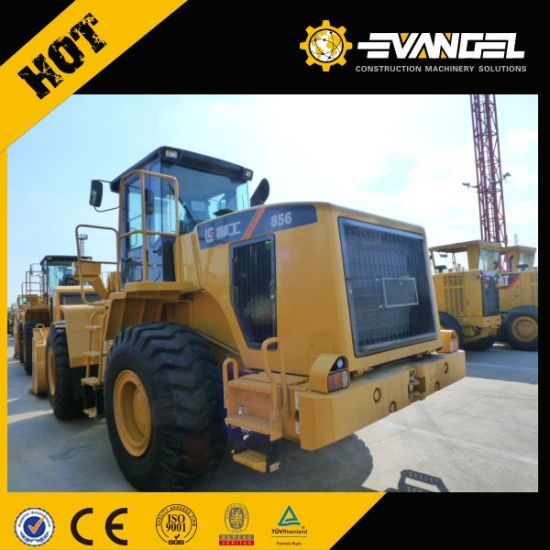 Chinese 5 Ton Liugong 856 Wheel Loader for Sale pictures & photos