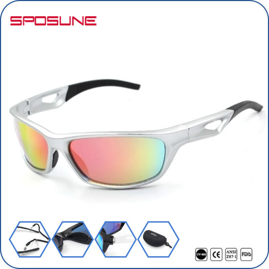 d4457d48281 China Fashion Anti Slip ANSI Z87 PC High Impact Sunglasses - China ...