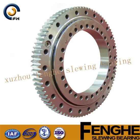 Manufacturer of Slewing Bearing Used on Crane Excavator & Other Construction Machinery pictures & photos