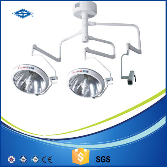 Zf700 Halogen Cold Light Shadowless Operation Lamp pictures & photos