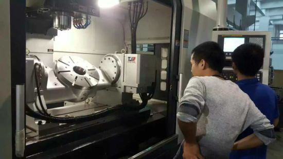 Agent Wanted All Over The World 5 Axis CNC Milling Machine pictures & photos