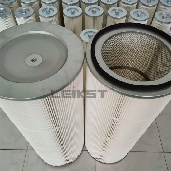 3290 Polyester Dust Collector Bag Filter/ PTFE Air HEPA Cartridge Filter for Metallurgy Industry P031791
