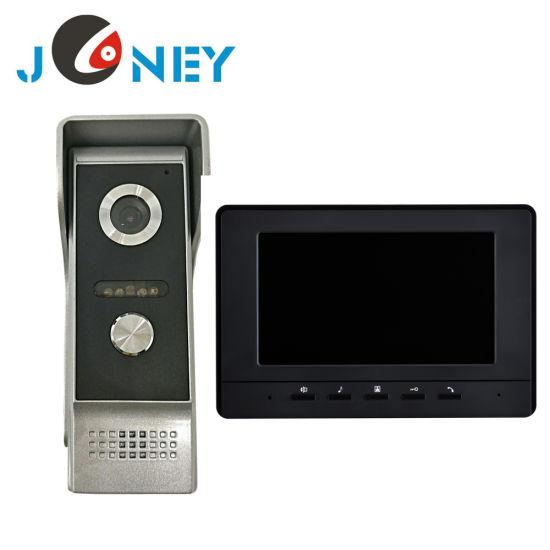 7 Inch Smart Home Doorbell Intercom System Video Door Phone