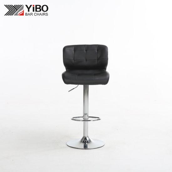 Amazing Latest Design Comfortable Indoor Metal High Back Bar Stool Machost Co Dining Chair Design Ideas Machostcouk
