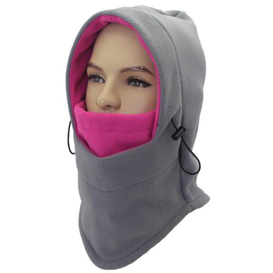 dd71e74e141 Thermal Fleece Windproof Balaclava Mask Face Ski Winter Full Outdoor Neck Cap  Hat Protect