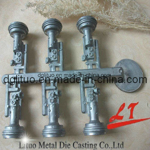 High Quality Aluminum Die Casting for Satellite Communication Parts
