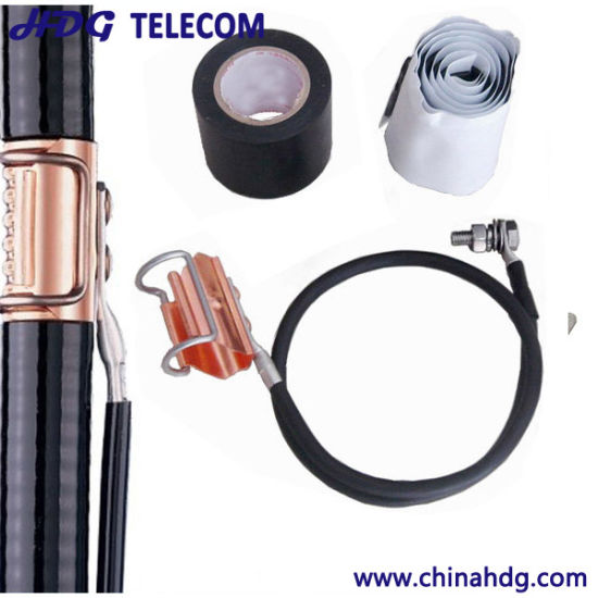 China Clip-on Grounding Kit for 7/8