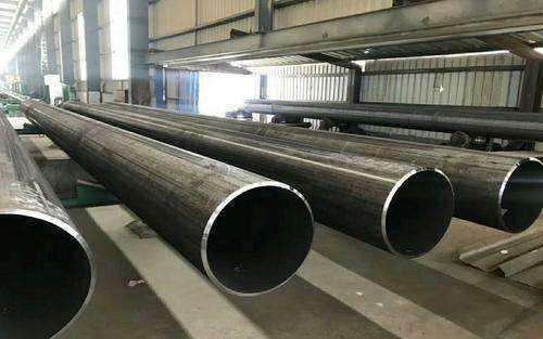 Black ERW Steel Pipe 16inch 406.4mm, 16inch LSAW Steel Pipe Sch40 Sch20 Sch30
