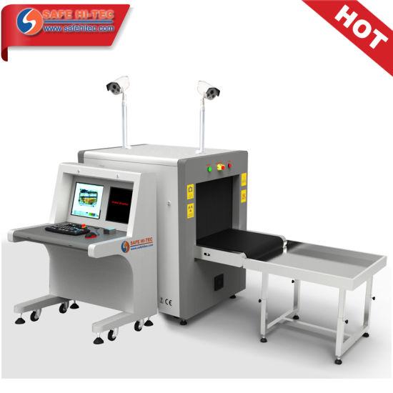 china medium size holdbag security x ray scanning machines for