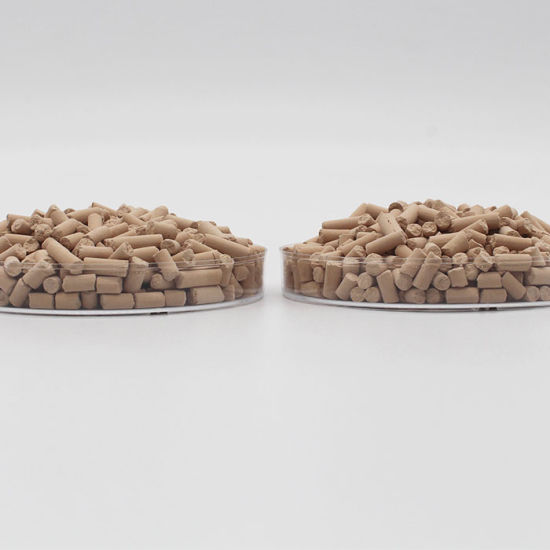 High Quality 4A Molecular Sieve Pellet 1/16′′ pictures & photos