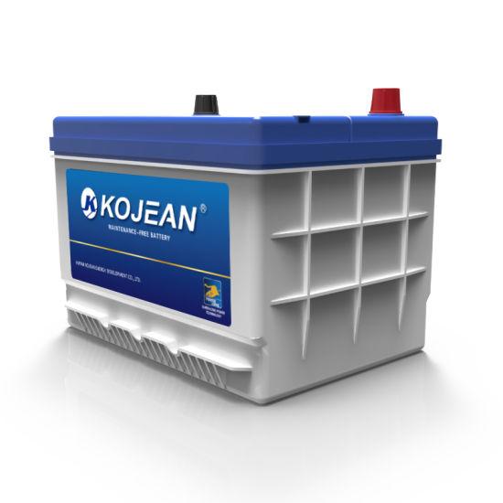 Bci Standard Manufacture Sealed Mf 86-610 Maintenance Free Auto Car Vehicle Battery